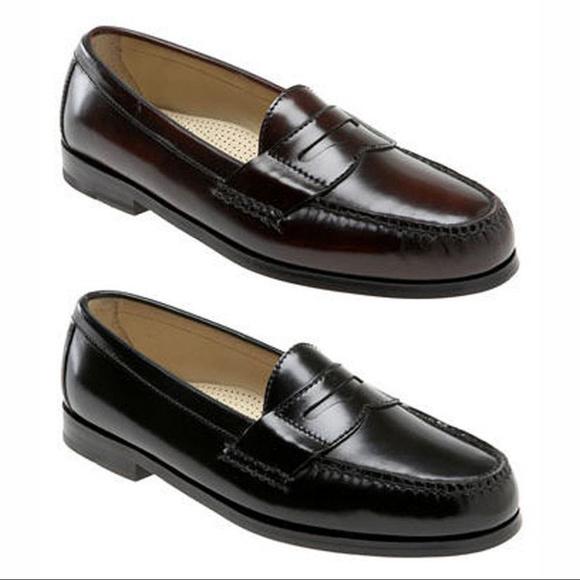 9a40f32af81 Cole haan shoes mens penny loafer in black or burgundy poshmark jpg 580x580  Black vs burgundy